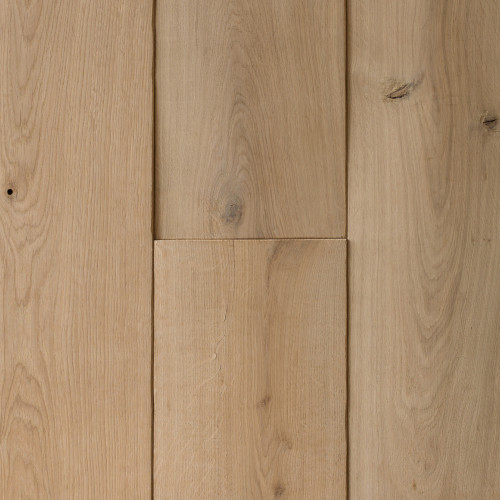 Castle Solid Oak: Sanded & Unfinished