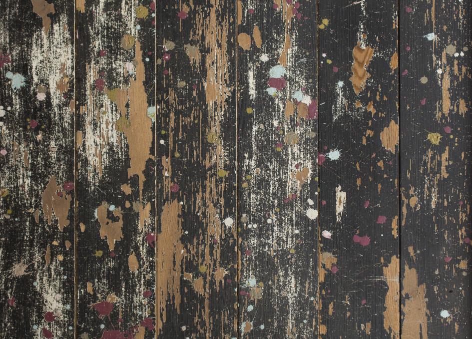 Studio Painted Wood Floor