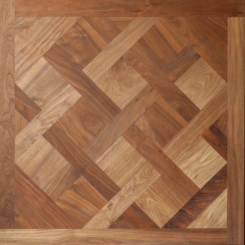 Engineeered American Black Walnut Versailles Panel