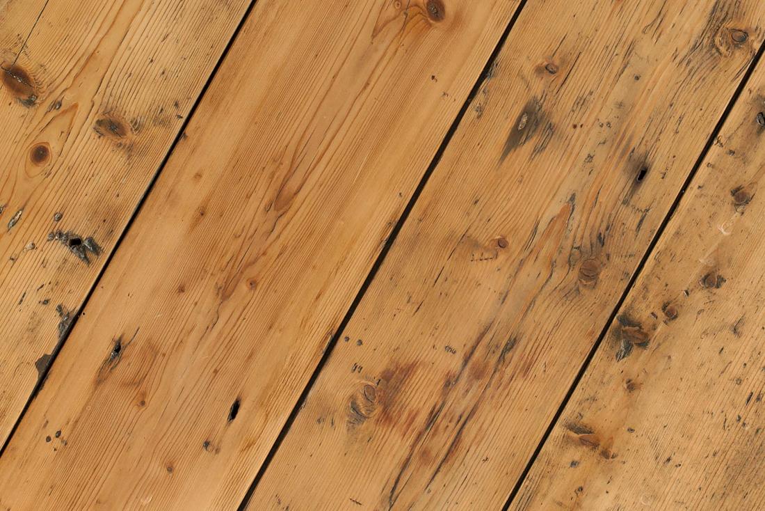 Victorian pine floorboards genuine reclaimed