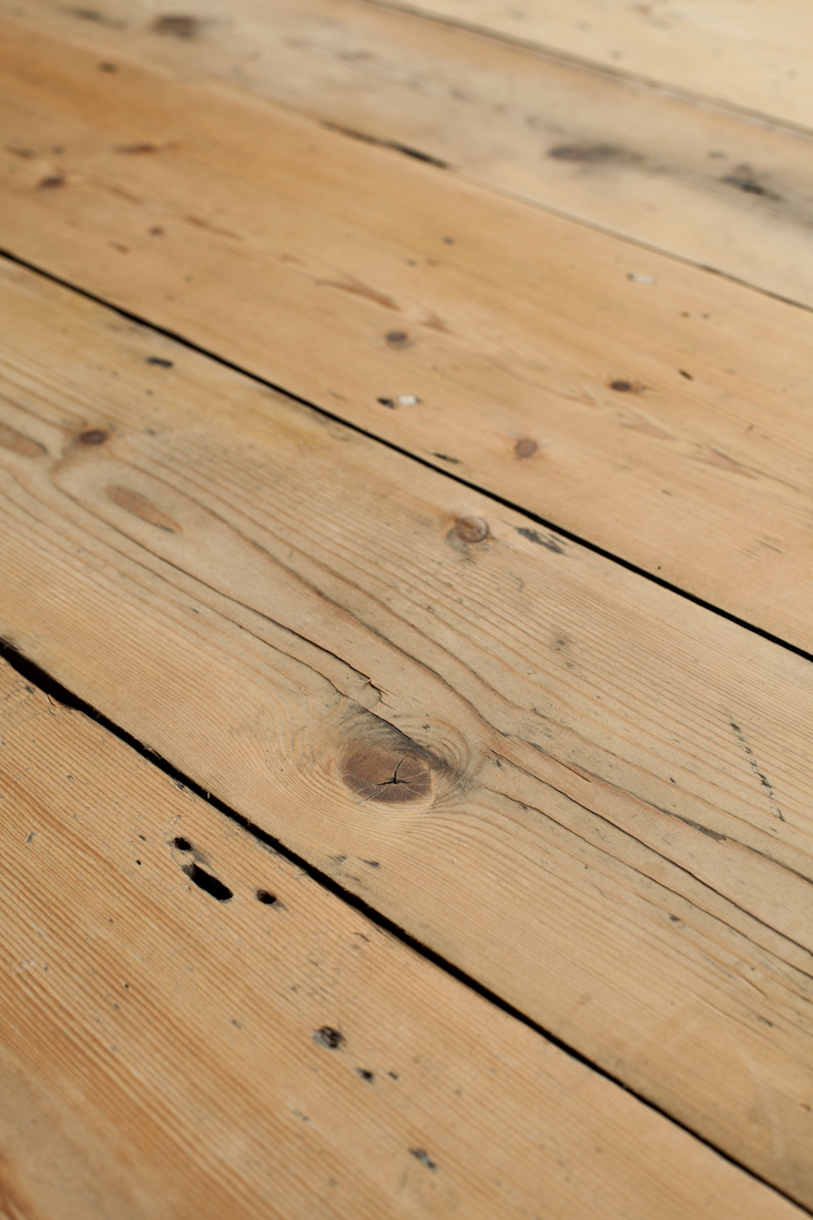 Victorian Pine Floorboards 100