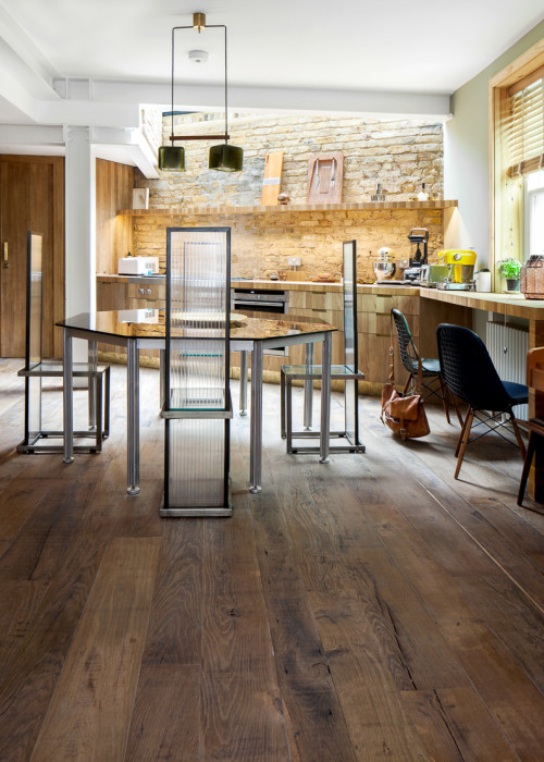 Our Reclaimed French Oak