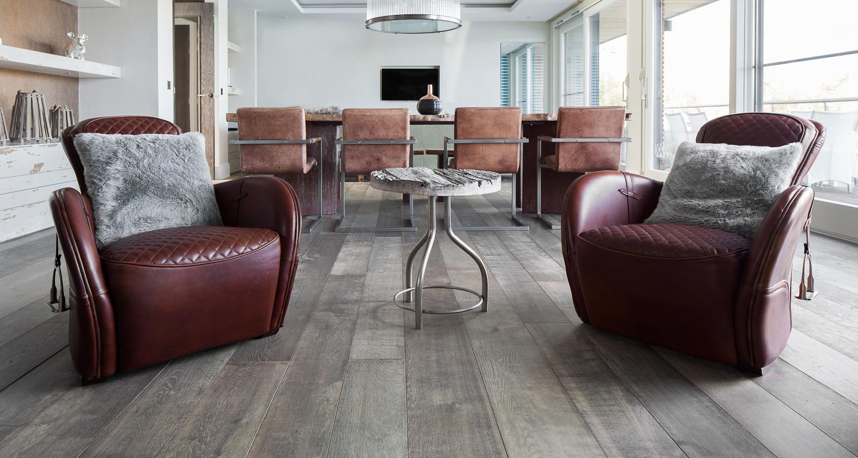 Engineered Oak Floor – VIP residence