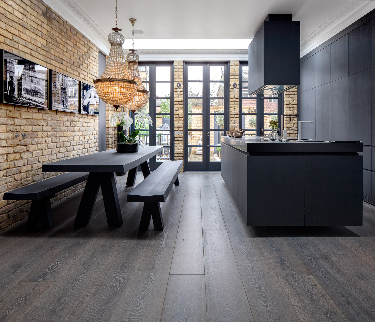 2019 Trends In Kitchen Design The New Reclaimed Flooring Company
