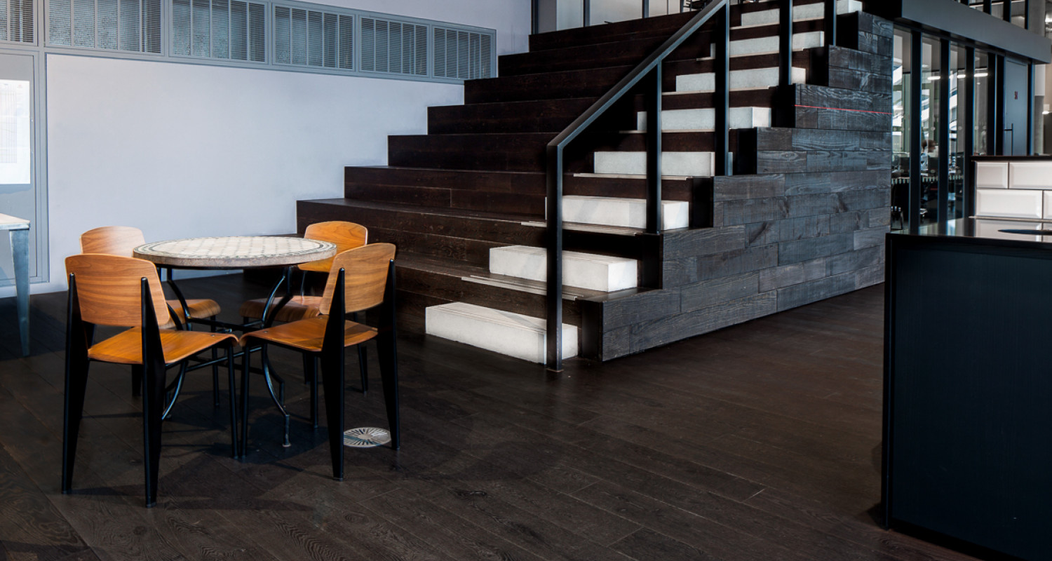 Why You Should Be Using Engineered Flooring in the Office