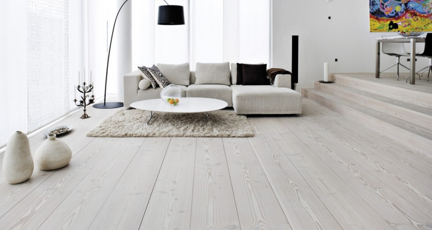 SCANDINAVIAN INTERIOR DESIGN  REAL WOOD FLOORS