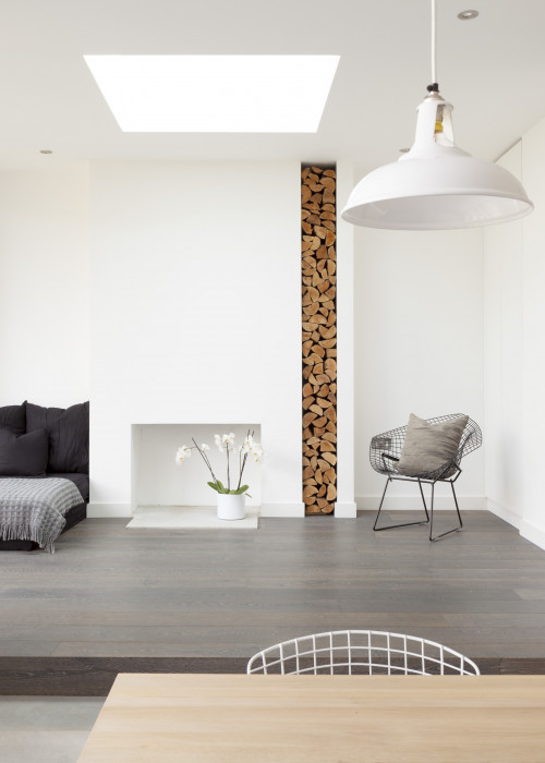 dark oak Engineered Natural Wood Flooring