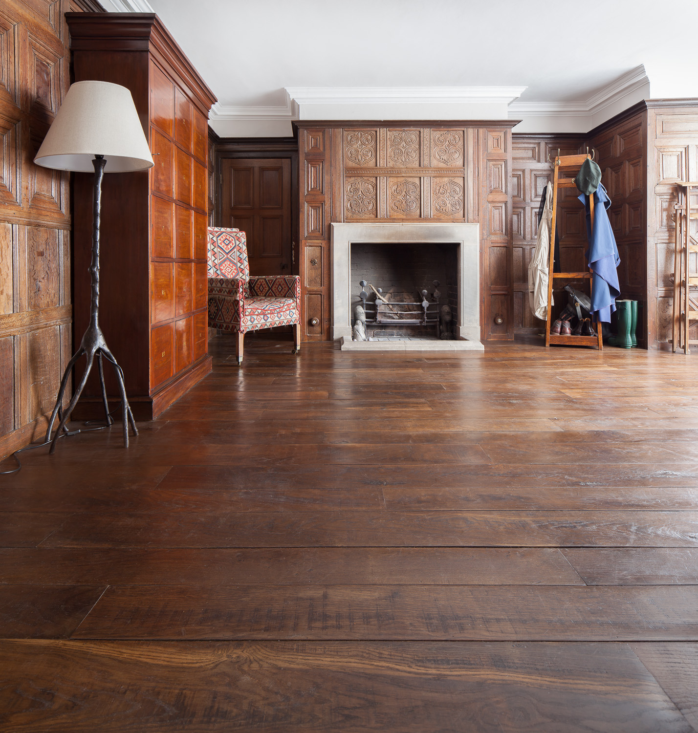 how to clean dusty floors