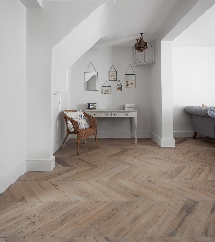 Elegant Living Room Floor