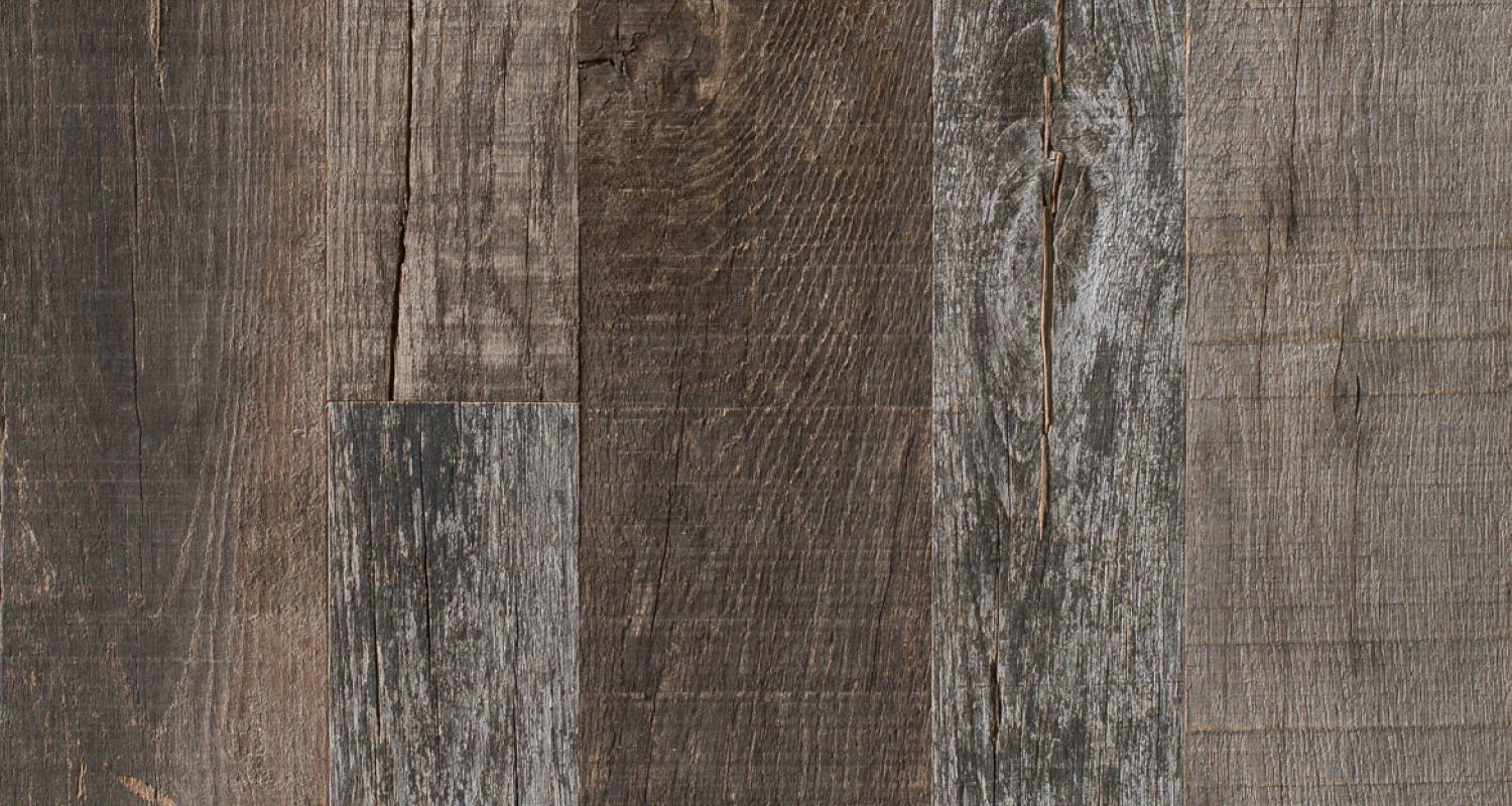 Engineered Reclaimed French Oak – Renaissance Black