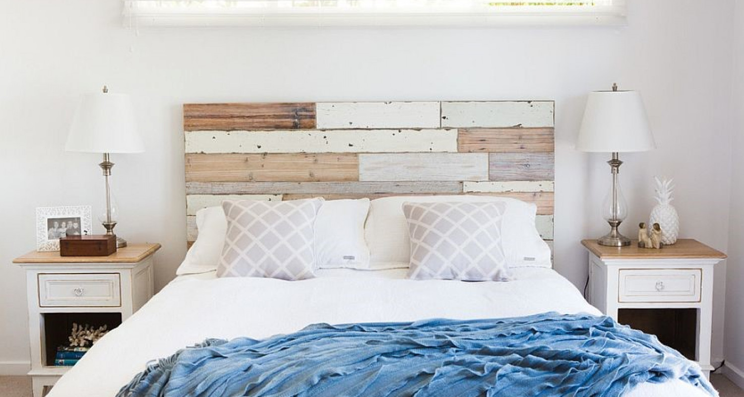 Reclaimed Wood Headboards For A Bespoke Rustic Charm The New Reclaimed Flooring Company