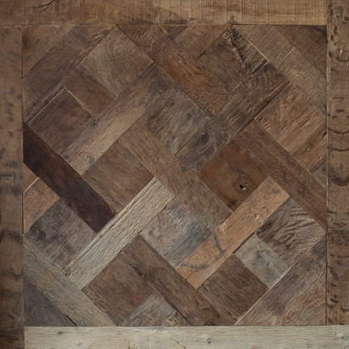 Reclaimed Engineered Heritage Oak Versailles Panel