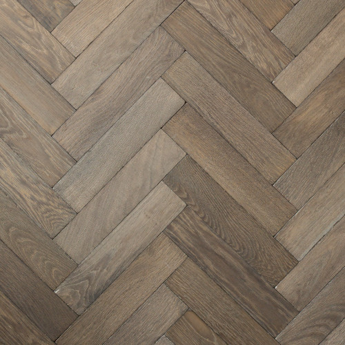 Kensington – Oak Herringbone