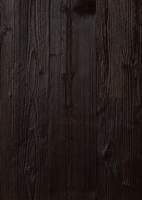 Black Reclaimed Engineered Pine