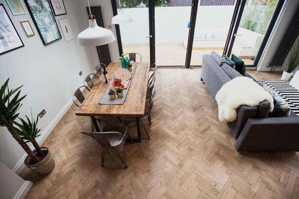 Hardwood Flooring Business Plan: How Wood Floor Patterns Affect Your Décor