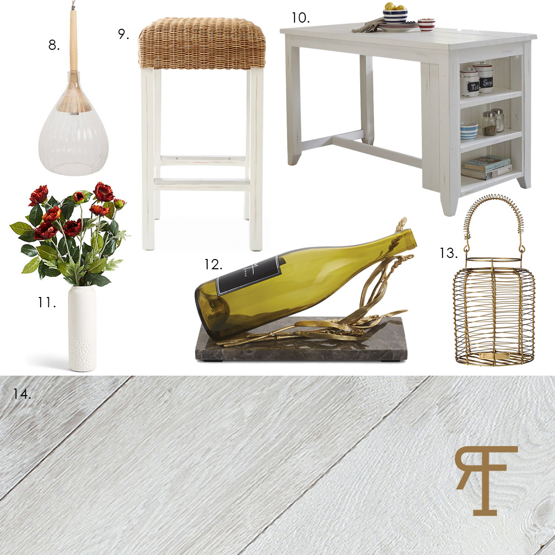 Decor starter essentials for your dream home the new for Dream home flooring manufacturer