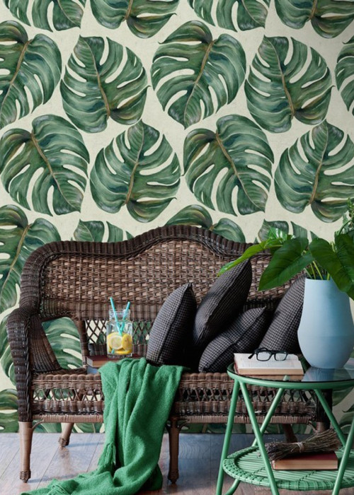Bold Wallpaper Prints