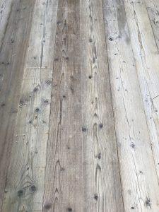 Reclaimed Mid Century Pine