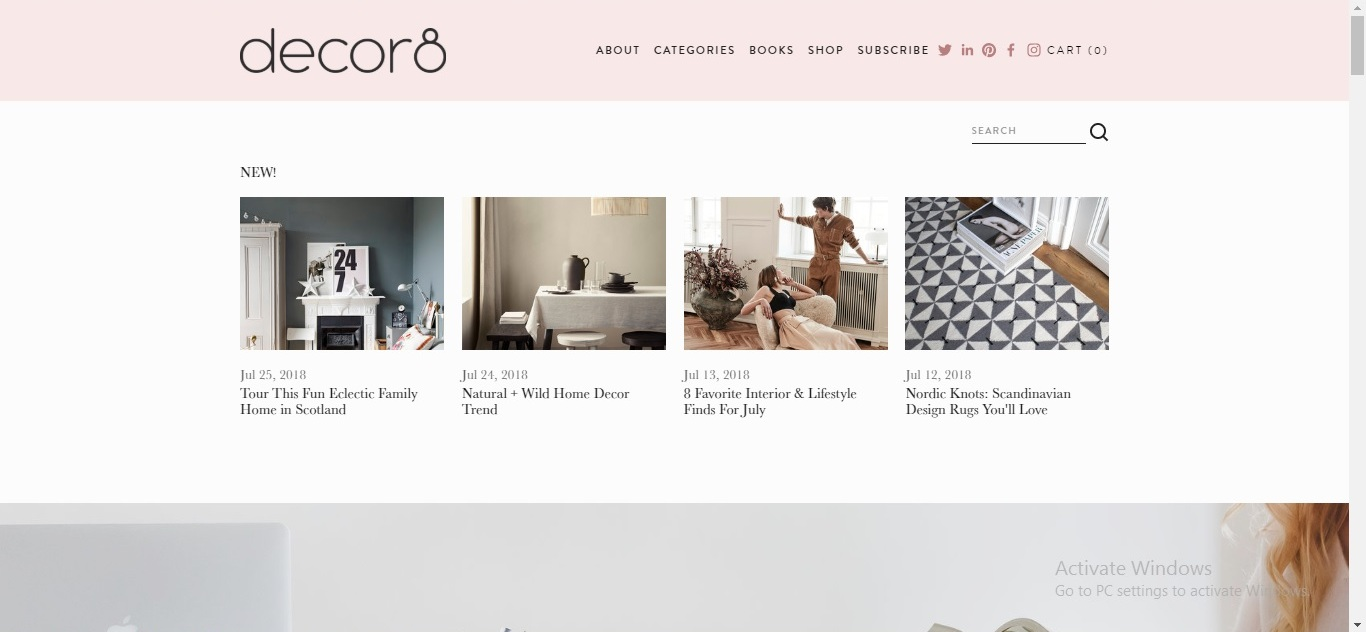 2019 Top 15 Interior Design Websites