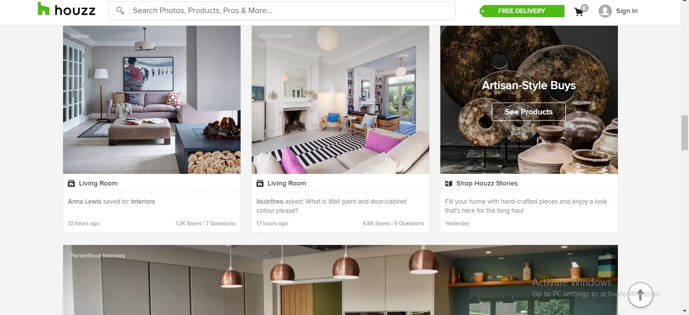 Houzz helps you make your house a home with the largest collection of home improvement ideas and designs for every room its formidable database features