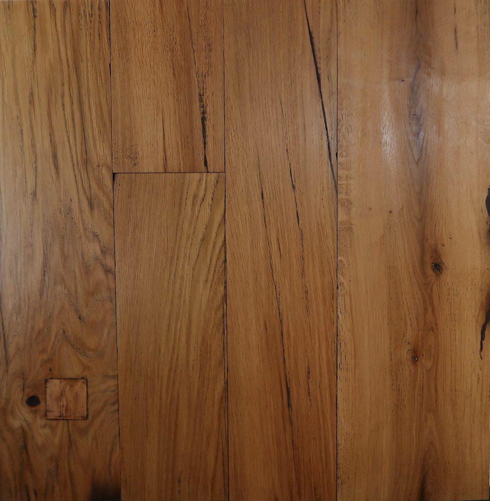 Craft Oak Engineered Light Brown Reclaimed Wood Flooring