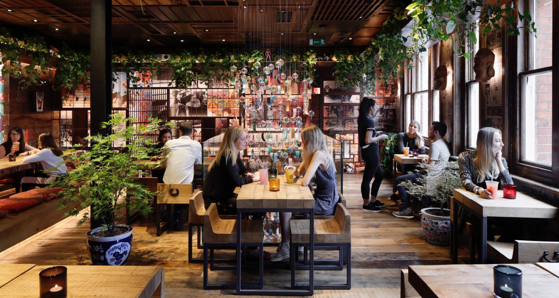 Ichibuns – Japanese/Burger Bar in Soho