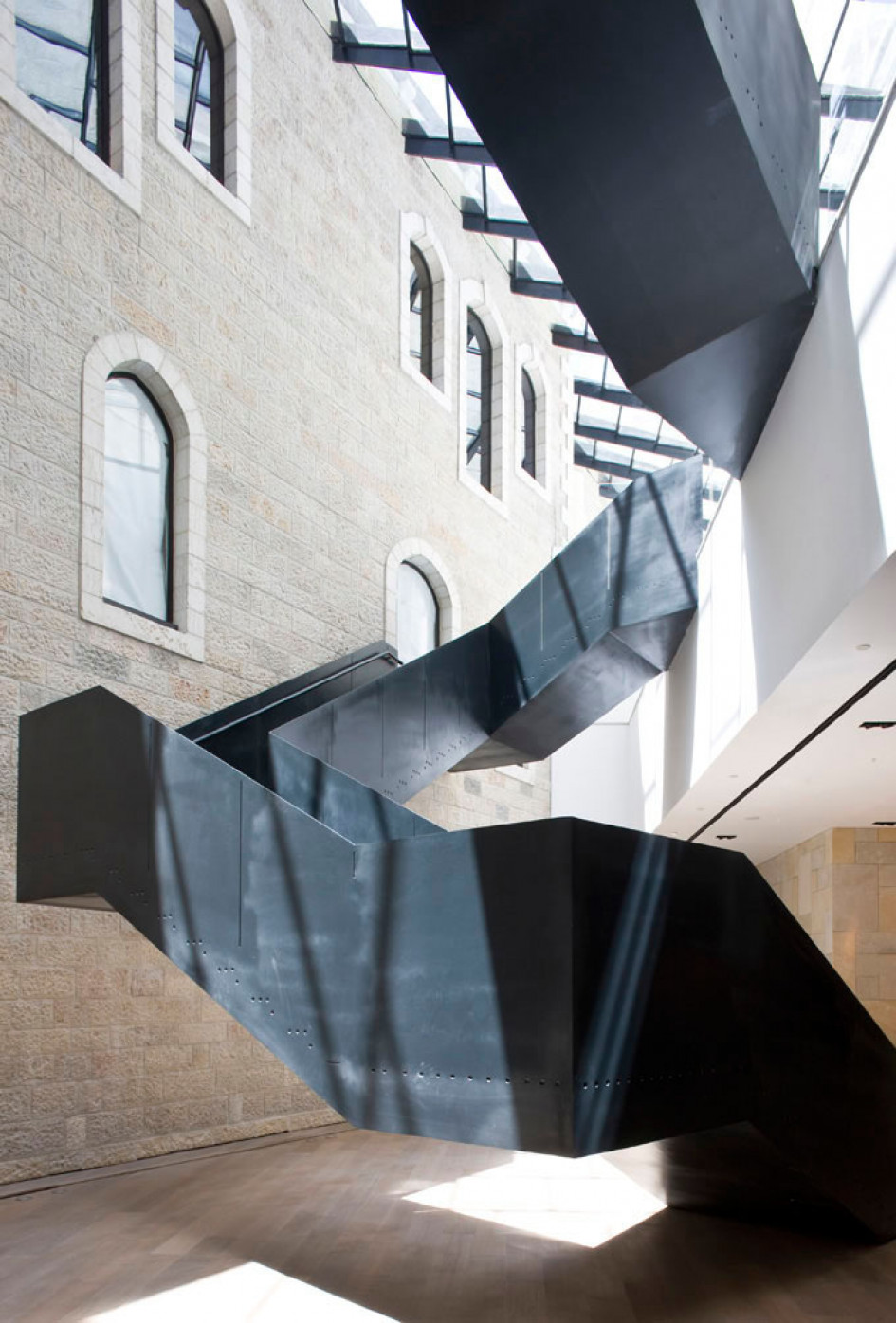 The Mamilla Hotel by Safdie Architects
