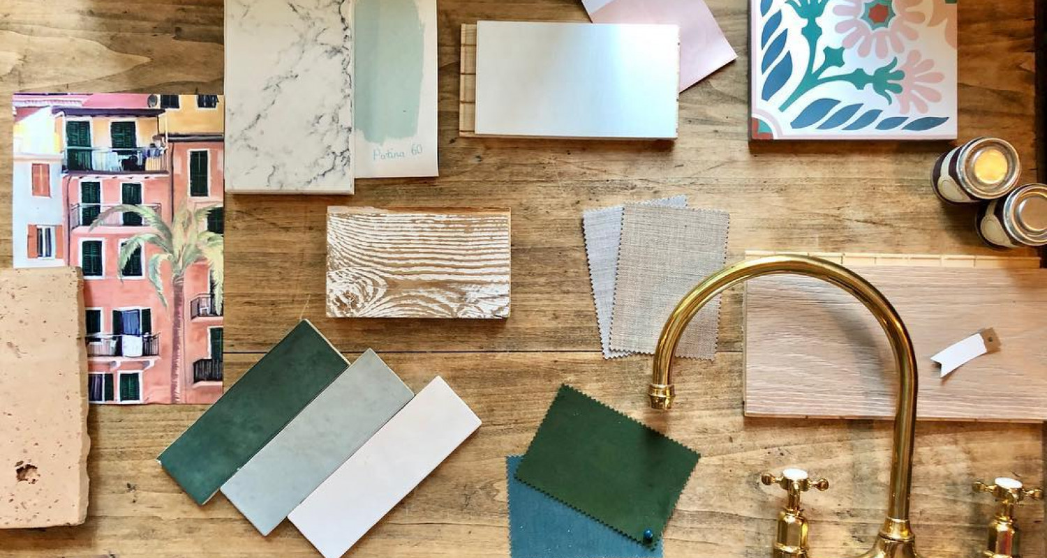 Use our Moodboard Tool to help you Visualise our Materials