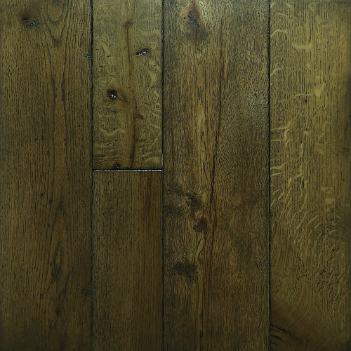 Manoir Oak: Engineered Plank – Dark Brown