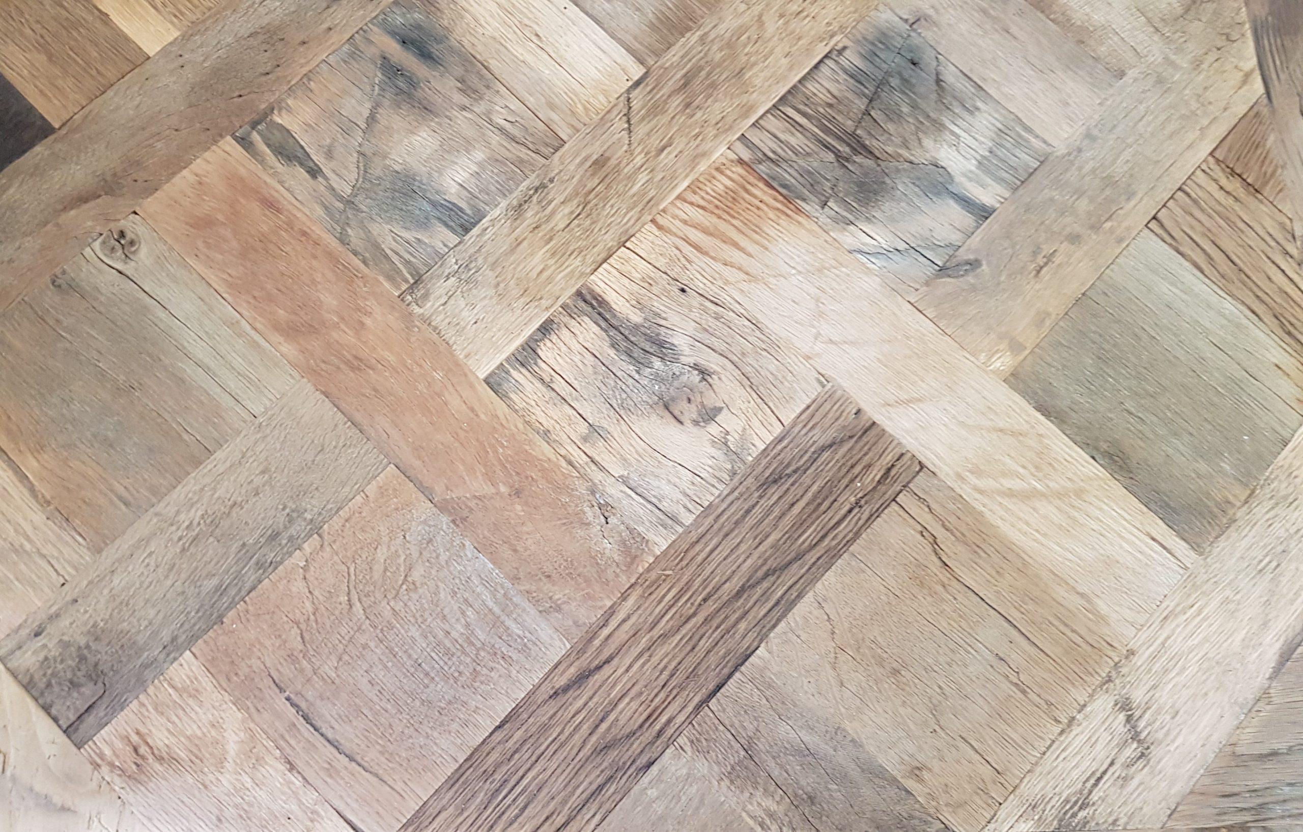 Reclaimed Estate Oak Versailles Panels