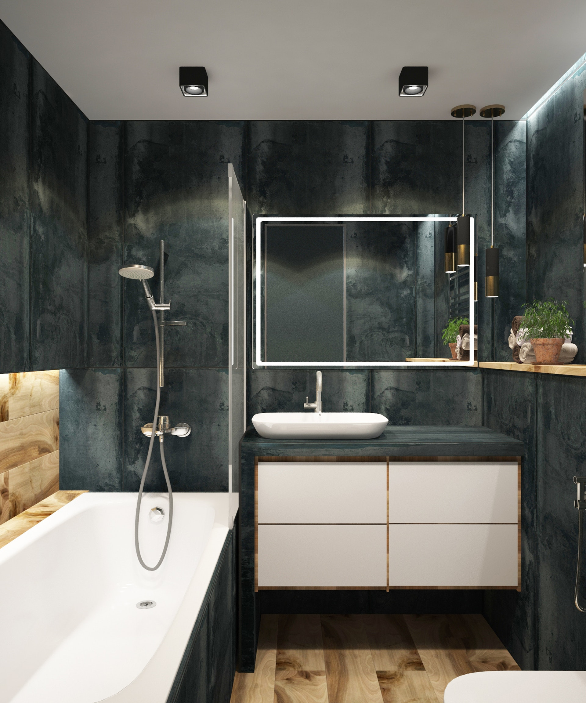 15 Bathroom Design Ideas And Trends (2020)