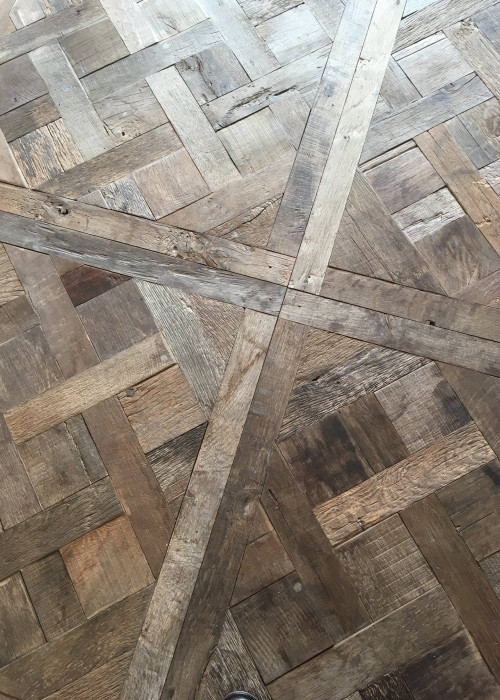 What Is Reclaimed Wood